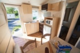 Rental - Mobile-home CONFORT 22m² - 2 bedrooms (without TV) - Camping Les Alizés
