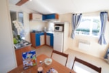 Rental - Mobile-home CONFORT 32m² - 3 bedrooms - Camping Les Alizés