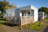 Rental - Mobile-home PRESTA + 25m² - 2 bedrooms - Camping Les Alizés