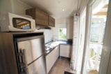 Rental - Mobile-home DECLIK GRAND LARGE 30m² - 2 bedrooms - Camping Les Alizés