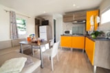 Rental - Mobile-home PRESTA + 32m² - 3 bedrooms - Camping Les Alizés