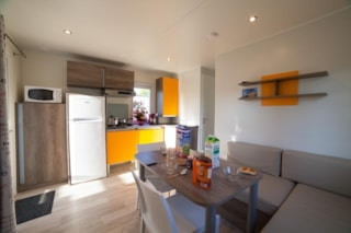 Mobile home Premium EXOTIC 25m² - 2 bedrooms
