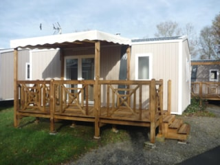 Mobile-Home Grand Confort 22M² - 2 Bedrooms