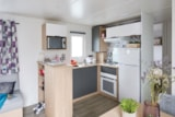 Rental - Mobile-home PRESTA + 40m² - 4 bedrooms - Camping Les Alizés