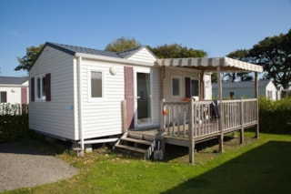Mobile-Home Grand Confort 27M² - 2 Bedrooms