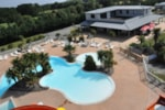 Bathing Camping Les Alizés - LANNION