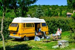 Emplacement - Emplacement Standard - Camping Chadeyron