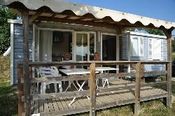 Accommodation - Mobil-Home 3 Bedrooms Riviera 32M² - Camping Chadeyron