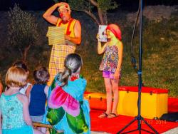 Entertainment organised Camping Chadeyron - Lagorce