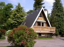 Chalet Confort 45m² / 3 bedrooms - Terrace