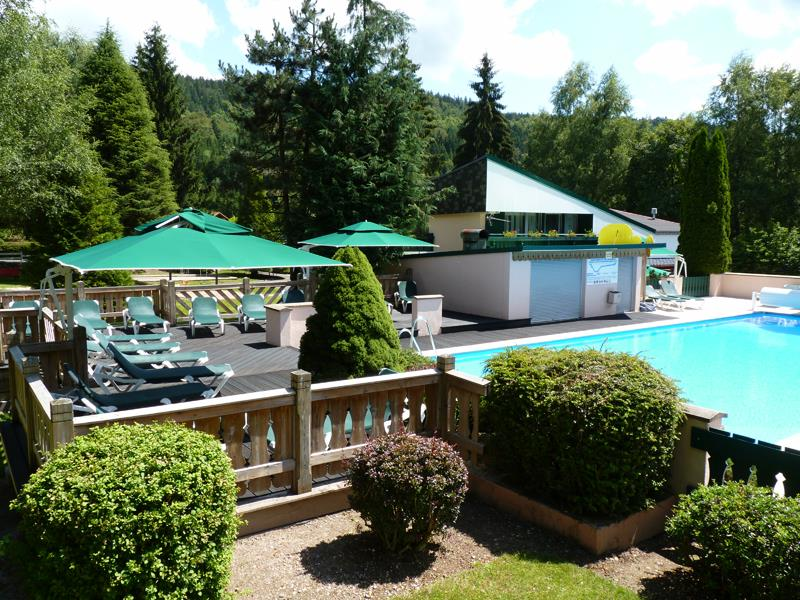 Betrieb Camping JP Vacances - LE THOLY