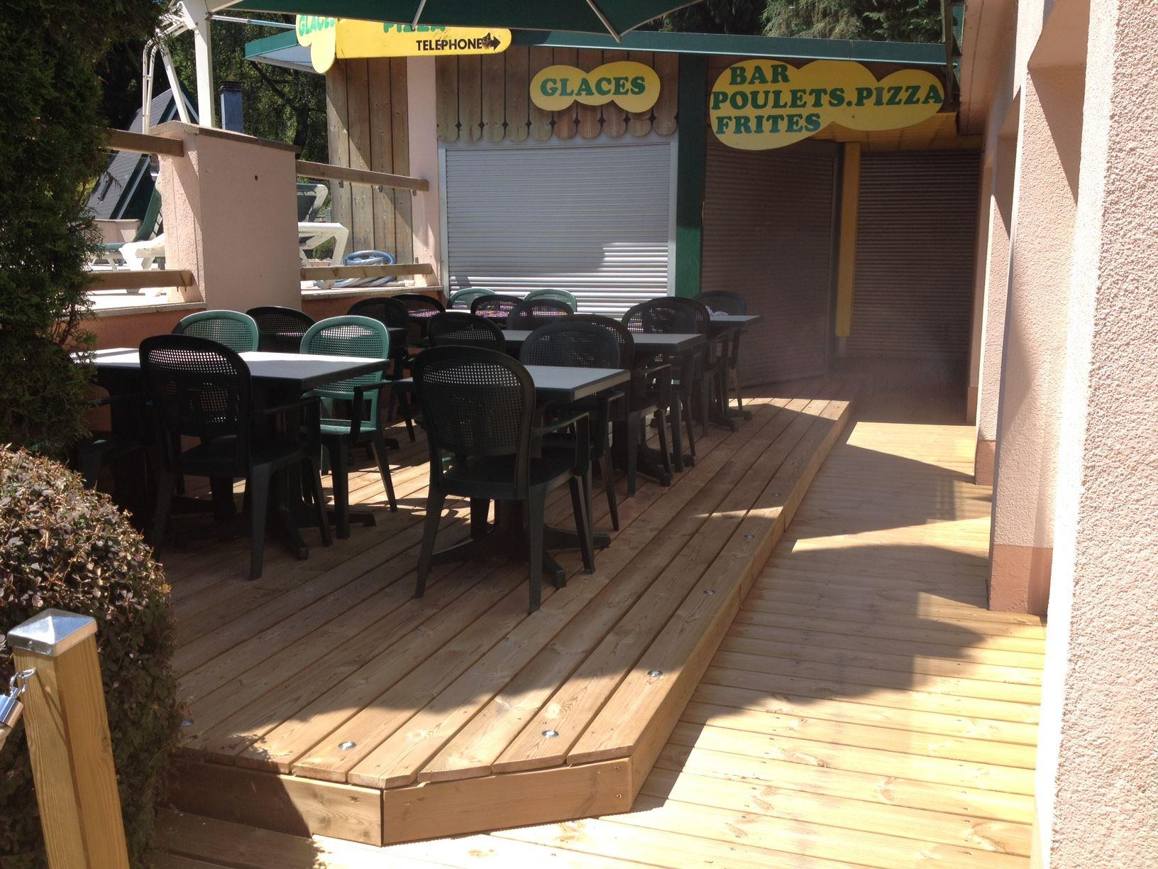 Serviceangebote Camping JP Vacances - LE THOLY