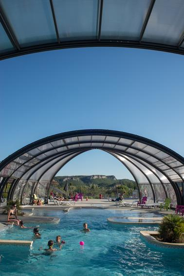 Services & amenities Camping de l'Esquiras - Vallon Pont d'Arc