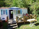 Mobil-home TERRASSE 24m² - 2 chambres