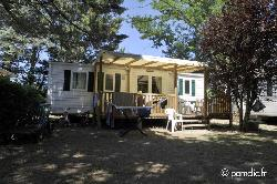 Rental - Mobil Home - 3 Rooms - Domaine du Cros d'Auzon