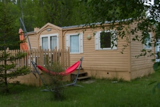 Mobile-home 4 people, 2 bedrooms, 310ft²