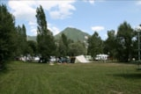 Pitch - Standard Pitch : 860 - 1240ft², vehicle, electricity optional - Camping Les Rives du Lac
