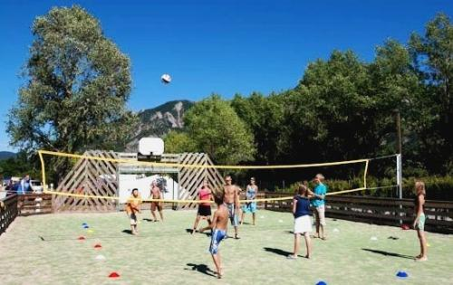 Leisure Activities Camping Les Rives du Lac - Veynes