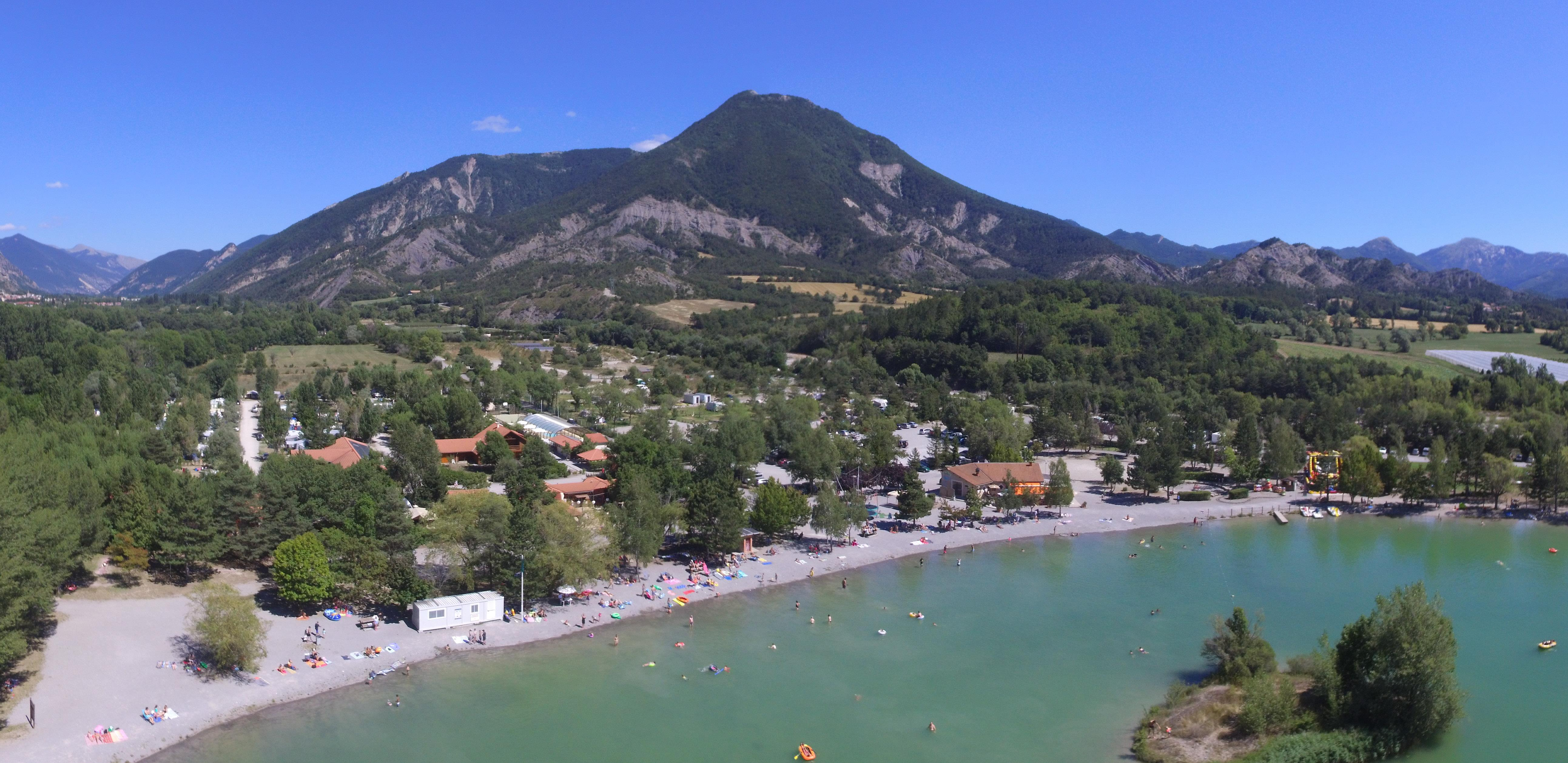 Beaches Camping Les Rives du Lac - Veynes