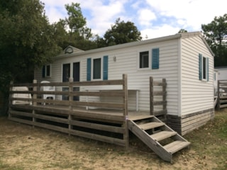 Mobil home - 2 bedrooms ***