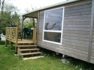 Mobile Home Loggia (Integrated Terrace - 2 Bedrooms)