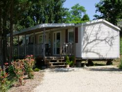 Rental - Mobile home APOLLON RIVIERA - CAMPING LA BASTIDE