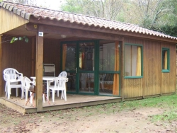 Rental - CHALET per week - CAMPING LE CAMINEL