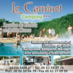 CAMPING LE CAMINEL