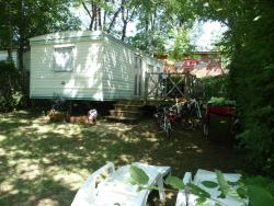 Rental - lock 700- 2 bedrooms - CAMPING LA FAGE