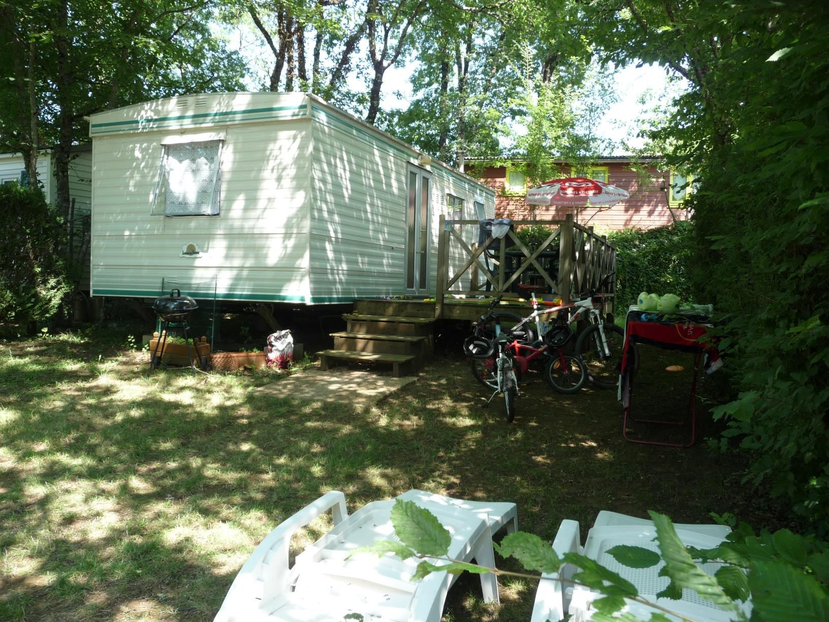 Location - Eco Acess - Camping La Fage