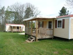 Rental - Mobil Home Super Mercure - 2 rooms 5 person - CAMPING LA FAGE