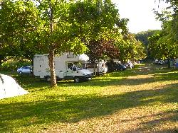 Emplacement Camping (100/120 m²)