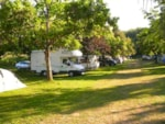 Emplacement - Emplacement Camping (100/120 m²) - Camping du Domaine de Maillac