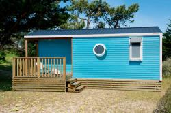 Rental - Mbilhome Super Loggia - Color Loggia : (4 x 7,85 m) + covered wooden terrace - Camping du Domaine de Maillac