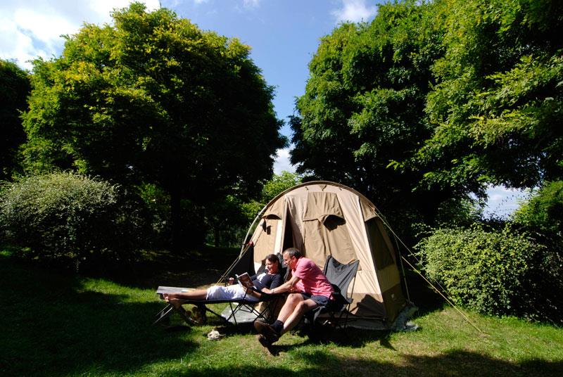 Emplacement Camping + Elec 10 A