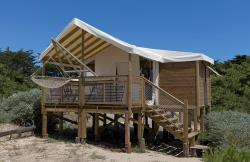 Rental - Eco lodges with panoramic view - Camping LES TERRASSES DU PERIGORD