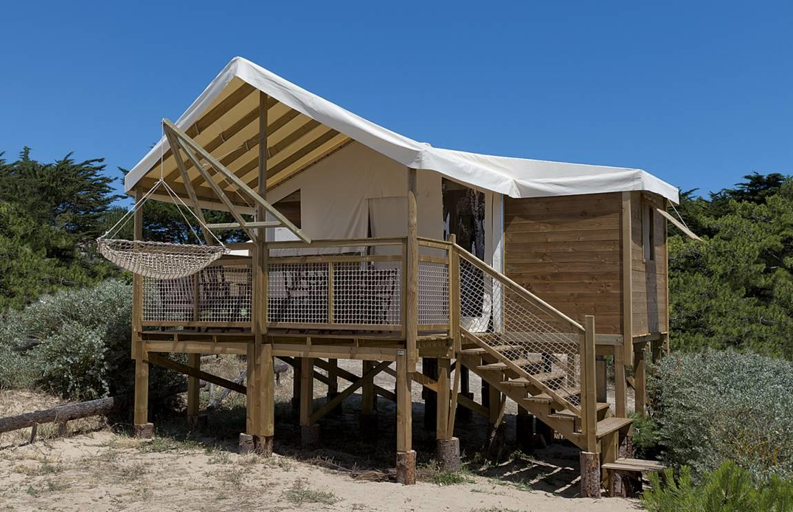 Eco Lodges With Panoramic View
