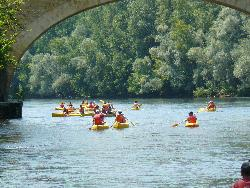 Sport activities Camping Le Bosquet - Domme