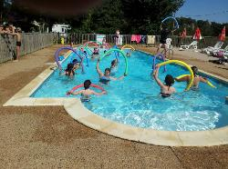 Bathing Camping Le Bosquet - Domme