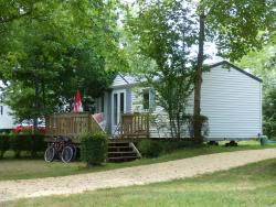 Rental - Mobile-home - Camping la Cabane