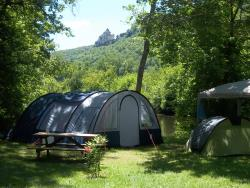 Pitch - Equipped pitch - Camping la Cabane