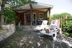 Rental - Chalet Ottawa 2 bedrooms 24 m² - Camping Les Granges
