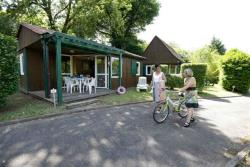 Rental - Chalet Rêve-confort 2 bedrooms 32 m² - Camping Les Granges
