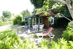 Rental - Chalet Azur 2 bedrooms 24 m² - Camping Les Granges