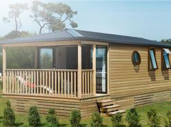 Locatifs - Mobil home Lodge - Huttopia Sarlat