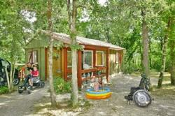 Wheelchair friendly Camping La Peyrugue - Daglan