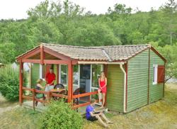 Establishment Camping La Peyrugue - Daglan