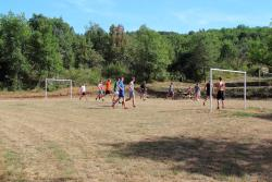 Sport activities Camping La Peyrugue - Daglan