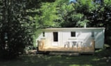 Rental - Mobile Home Titania Irm - Camping Brin d'Amour