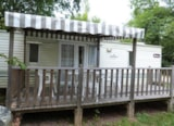 Rental - Mobil-Home Avec Terrasse Willerby - Camping Brin d'Amour